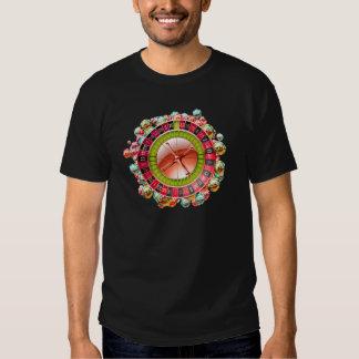 Roulette wheel tshirt