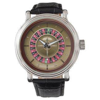 Roulette Wheel Watch