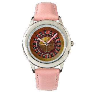 Roulette Wheel Wristwatches