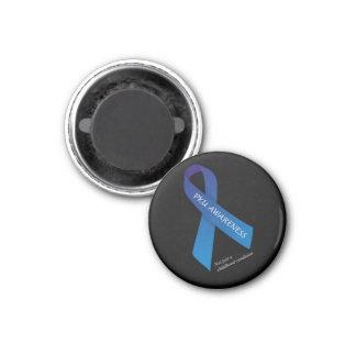 Round Adult PKU Awareness Magent 3 Cm Round Magnet