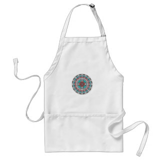 round-and-round standard apron