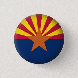 Round Arizona 3 Cm Round Badge