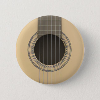 Round Button Classical Guitar