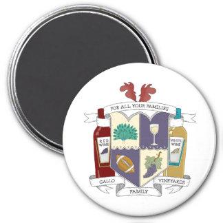 Round Button Magnet