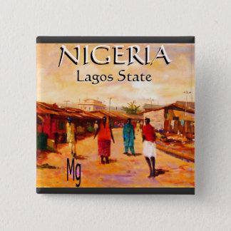 Round Button - Nigeria