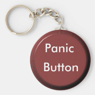 round button working, Panic, Button Key Ring