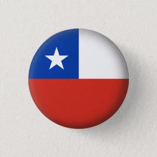 Round Chile 3 Cm Round Badge