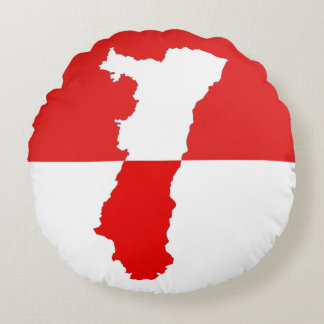 Round cushion Alsace/Elsass