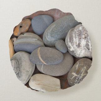 Round Dekokissen (41 cm) - stone collection Round Cushion