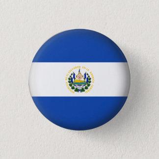 Round El Salvador 3 Cm Round Badge