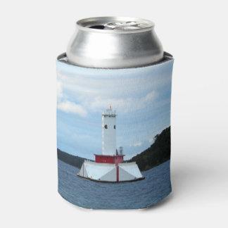 Round Island Passage Light Can Cooler