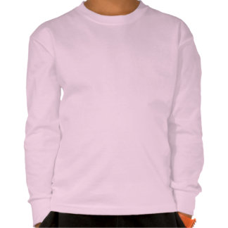 Round Logo long sleeved t-shirt - Pink