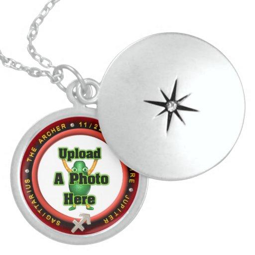 round logo template locket
