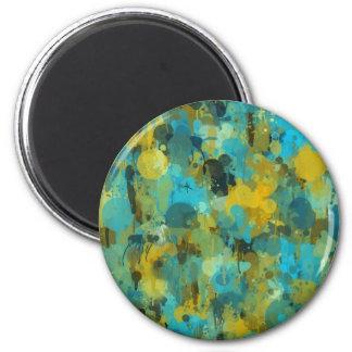Round Magnet 2 Inch Round Magnet