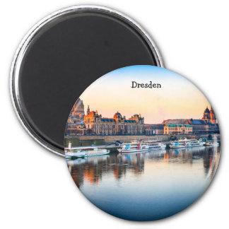 Round Magnet Dresden