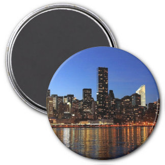 Round magnet New York