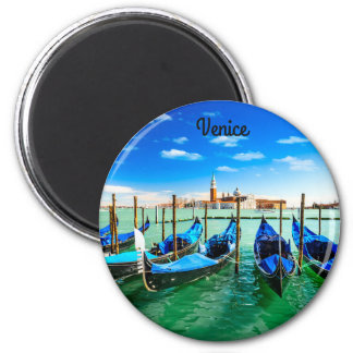 Round Magnet Venice Italy