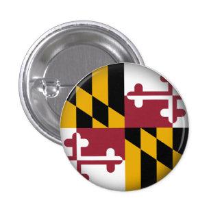Round Maryland 3 Cm Round Badge