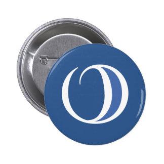 Round Obernet logo button/flair 6 Cm Round Badge