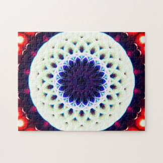 Round Portal | Meditation Mandala Puzzles