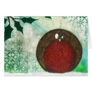Round Robin Christmas Card