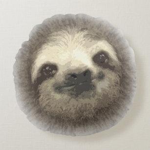 ee95d5ea4c5 Funny Sloth Cushions - Decorative   Throw Cushions