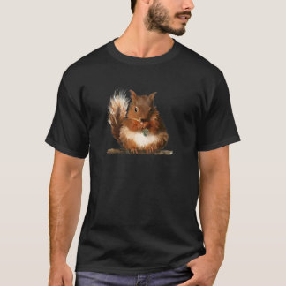 Round Squirrel T-Shirt