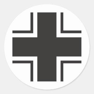 Round Stickers - Luftwaffe World War II