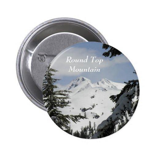 Round Top Mountain Button