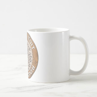 Round Tuit Coffee Mug