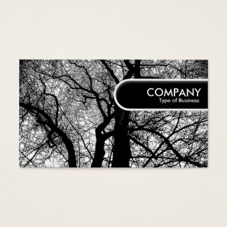 Rounded Edge Tag - High Contrast Tre