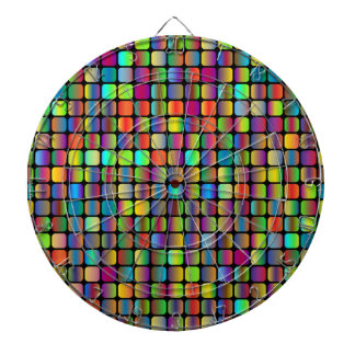 Rounded Squares Dartboard