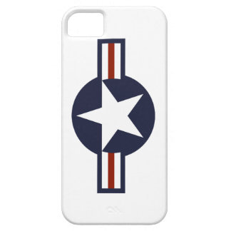 Roundel of the Air Force iPhone 5 Cover