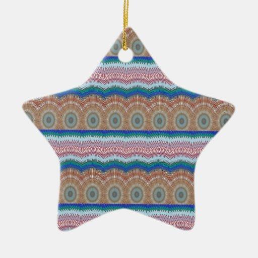 ROUNDS Chakra Blue SPARKLE Strip Elegant GIFTS Ornaments