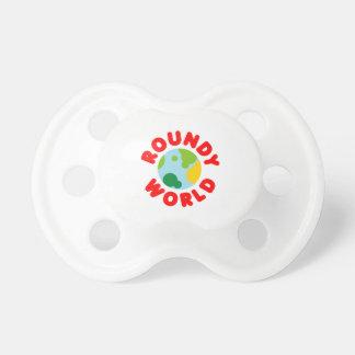 Roundy World Logo, Dummy