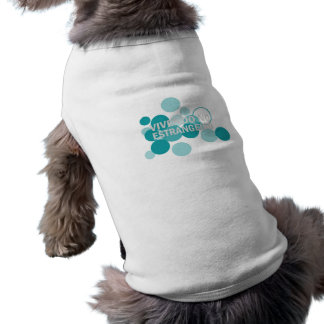 roupinha para cachorro sleeveless dog shirt