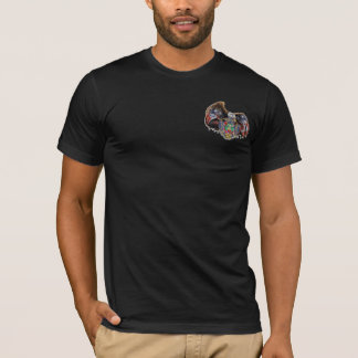Rouss chest patch final T-Shirt