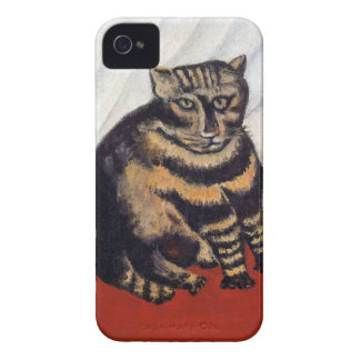 Rousseau - The Tiger Cat iPhone 4 Case
