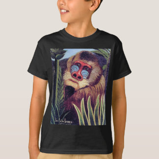 "Rousseau's ""Mandrill in the Jungle"" (circa 1909) T-Shirt"