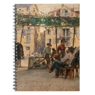 Roussoff's Venice notebook