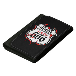 Route 666 wallets