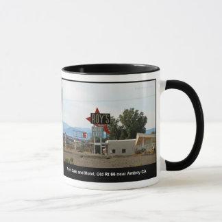 Route 66 Amboy CA Mug