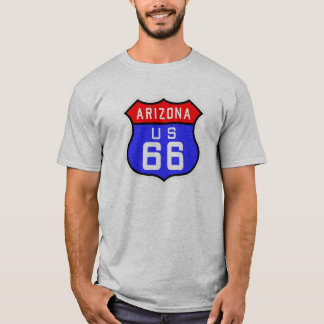 Route 66 - Arizona T-Shirt