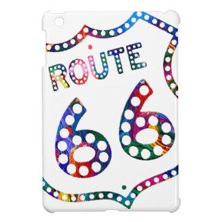 Route 66 color splash! cover for the iPad mini