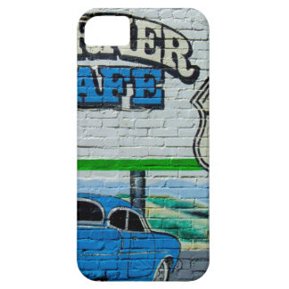 Route 66 Corner Cafe Wall Case For The iPhone 5