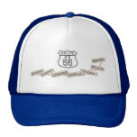 Route 66 gifts cap