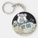 route 66 gifts key chain