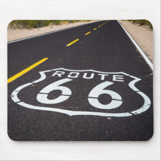 Route 66 highway marker, Arizona Mouse Pad