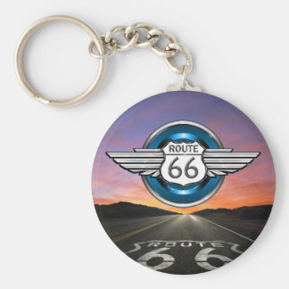 Route 66 Keychain - SRF