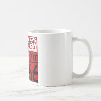 Route 66 Kingman Arizona Coffee Mug